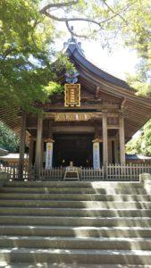 志賀海神社本殿