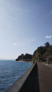 原城跡徒歩ルート1