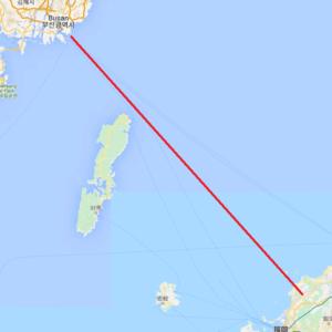 宗像大社と朝鮮半島