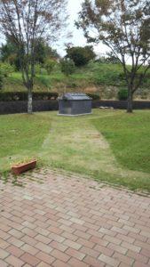 古墳ピア庭2