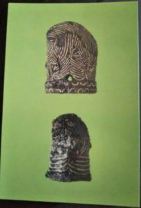 古墳ピアポストカード2