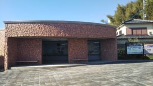 浦山公園古墳館