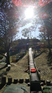 浦山公園遊具3
