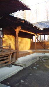 玉垂命神社周囲