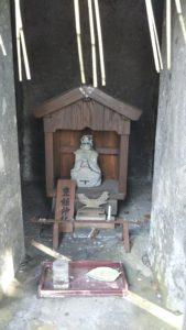 豊姫宮内部