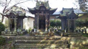 豊姫神社3祠