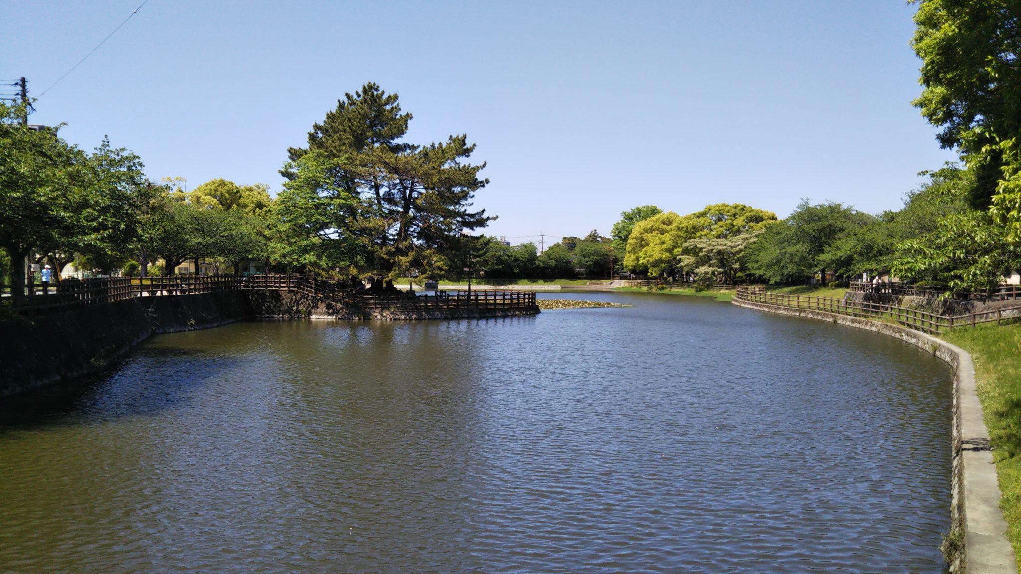 諏訪野町公園全景