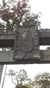 国分日吉神社鳥居2