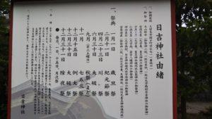 国分日吉神社由緒