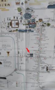 太宰府天満宮map