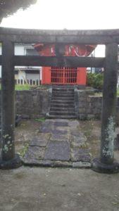 五穀神社内秋葉神社