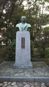 久留米倉田泰蔵像