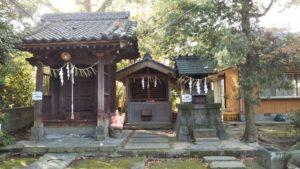 西町日吉神社パワースポット