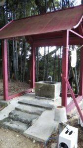 久留米熊野神社手水舎