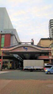 六ツ門商店街