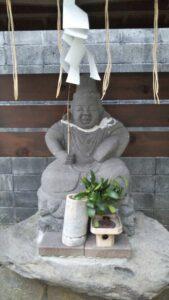 小頭神社地蔵