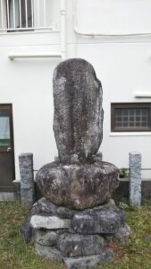 小頭神社石碑
