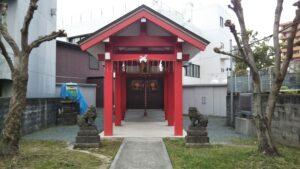 小頭神社本殿