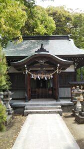 松門神社本殿